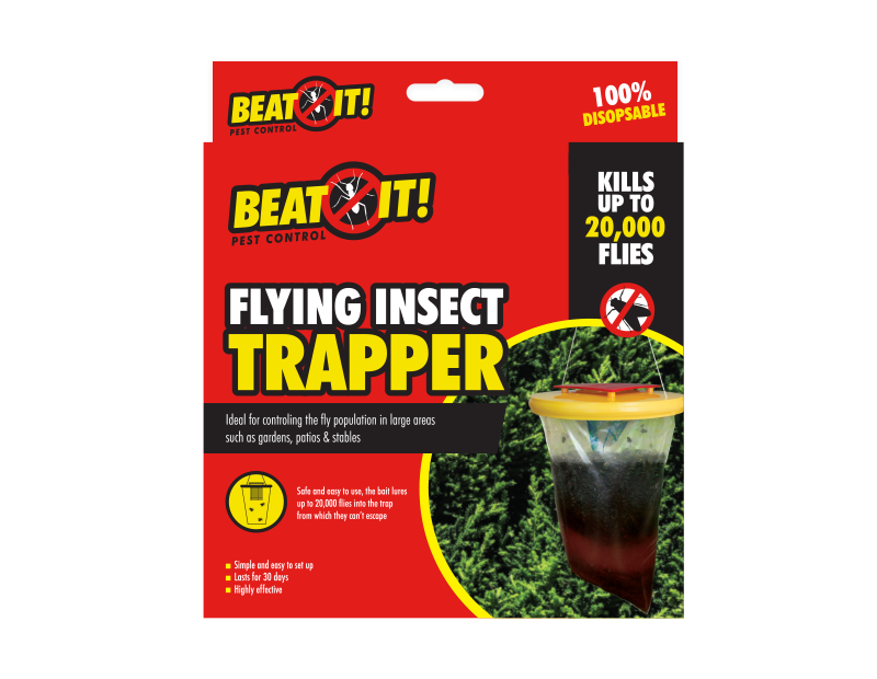 Flying Insect Trapper