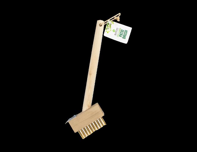 Patio Weed Brush