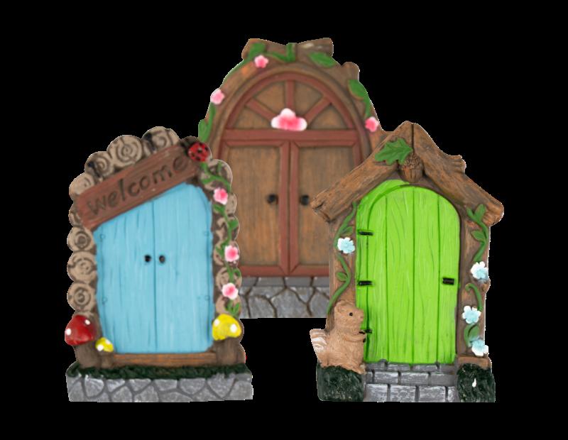 Fairy Garden Door With PDQ