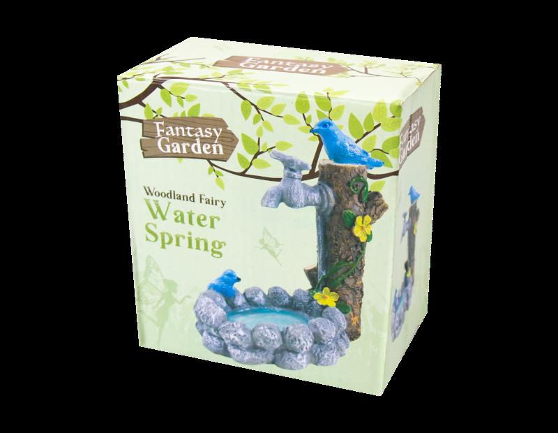 Fairy Garden Water Spring