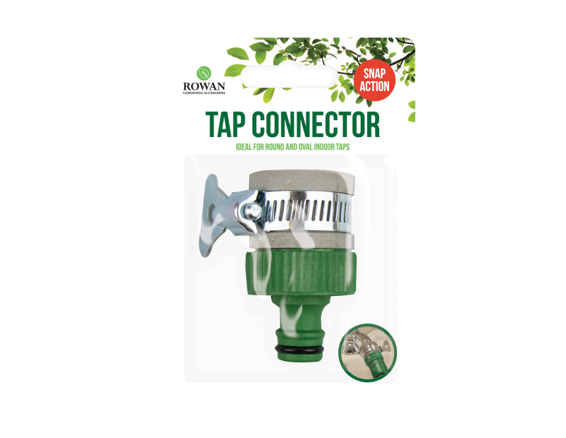 Snap Action Tap Connector