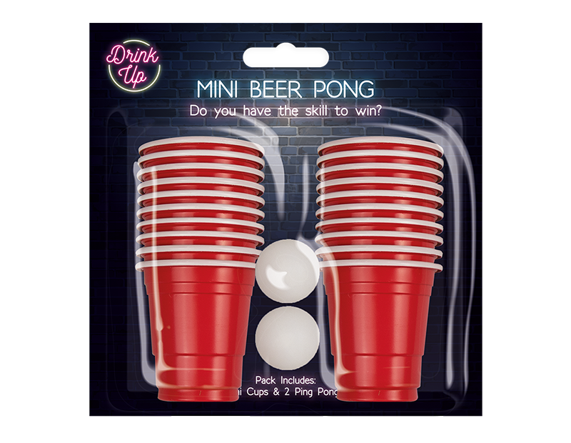 Mini Beer Party Pong