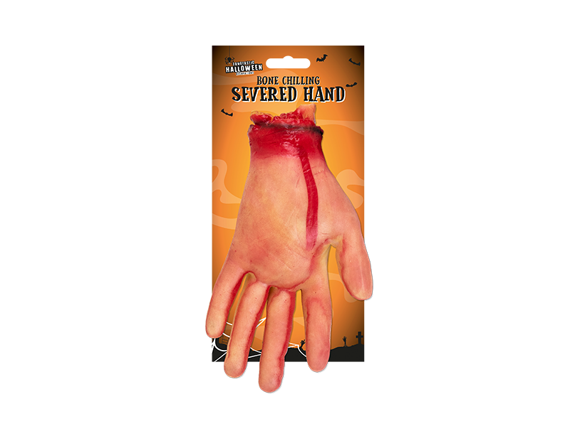 Severed Bloody Hand