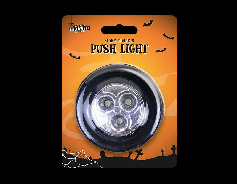 Pumpkin Push Light