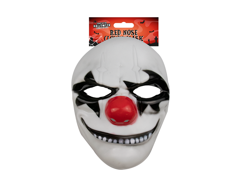Red Nose Clown Mask