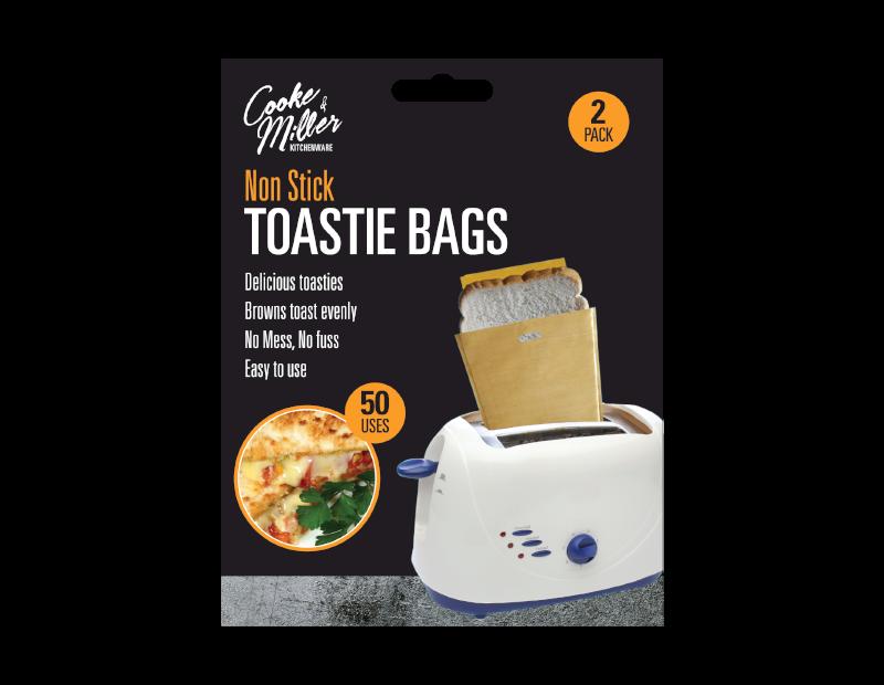Toastie Bags - 2 Pack