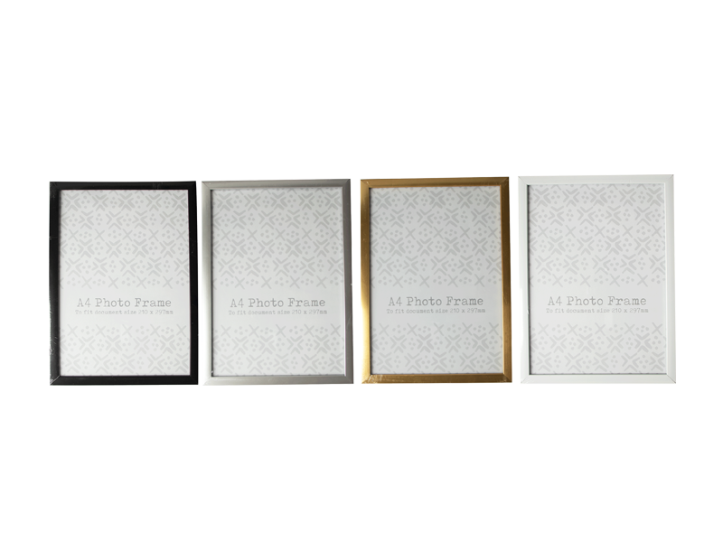 A4 Document Frame