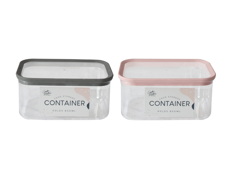 PS Storage Container 800ml - Trend