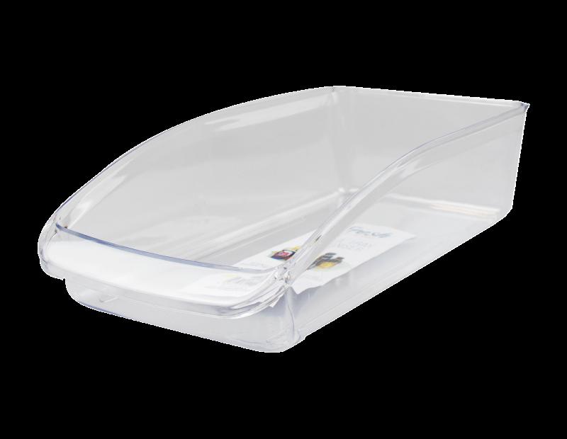Clear Plastic Medium Fridge Organiser