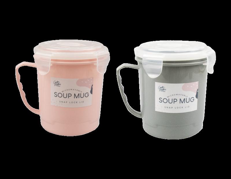 Microwave Soup Mug - Trend
