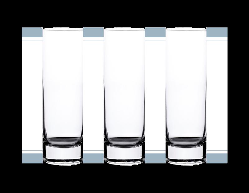 Highball Glasses 285ml 3pk