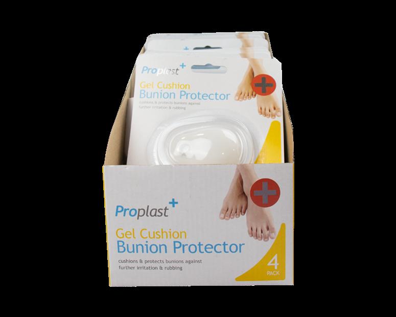 Gel Bunion Protectors - 4 Pack