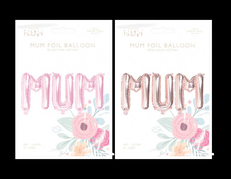 Mum Foil Balloon