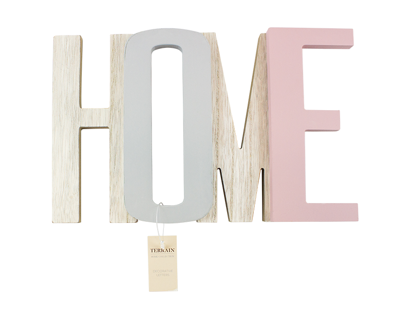 Home Decorative Letters