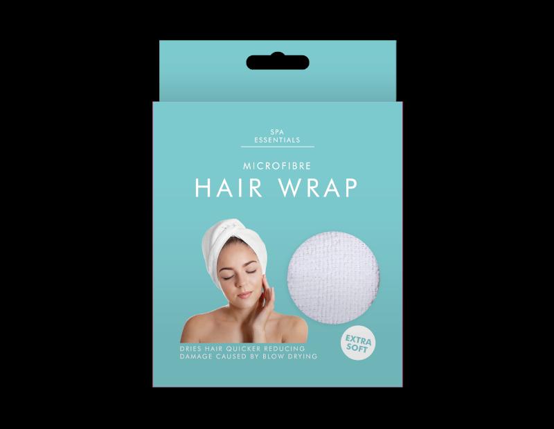 Microfibre Hair Wrap