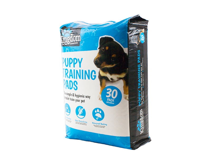 Puppy Training Pads - 30 Pack