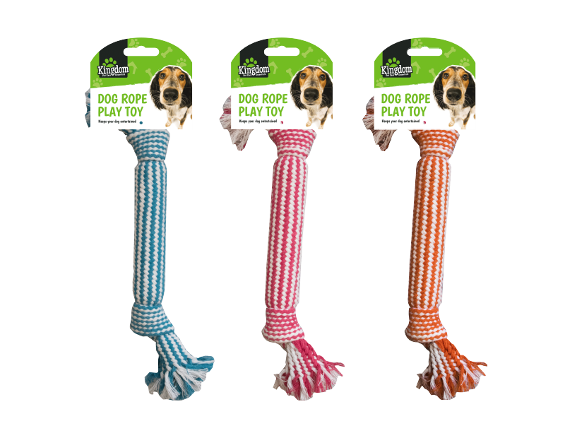 Dog Rope Play Toy