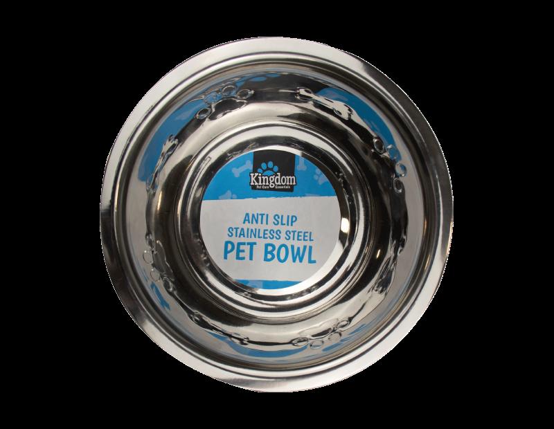 Stainless Steel Anti Skid Pet Bowl