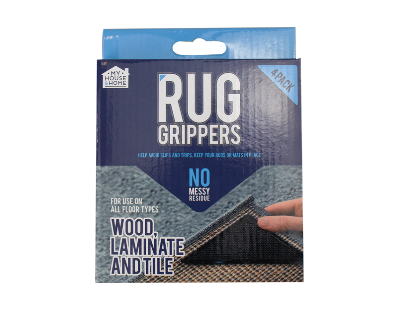 Rug Grippers - 4 Pack