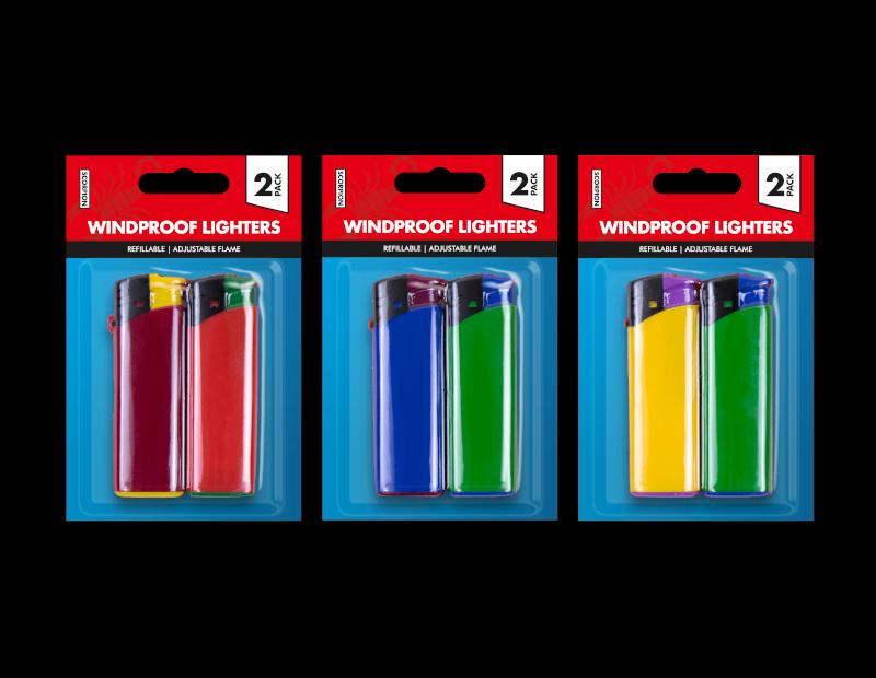Windproof Lighters