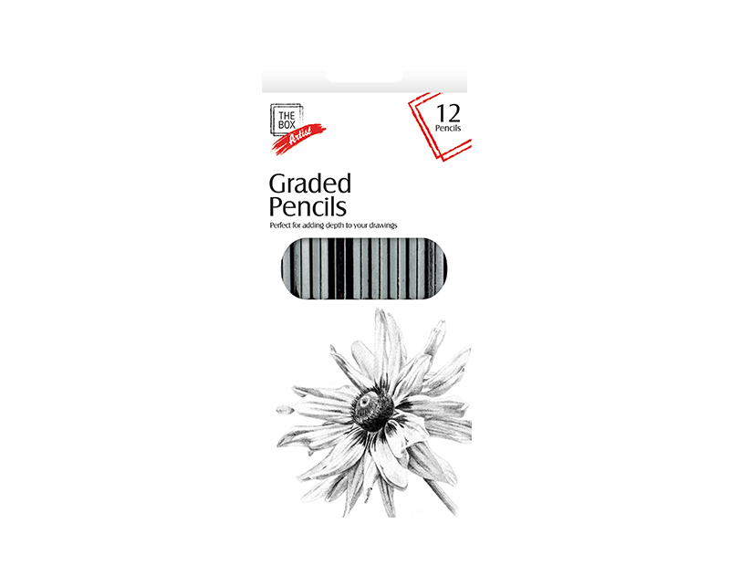 Graded Pencil Set - 12 Pack