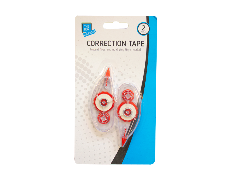 Correction Tape Set 2pk