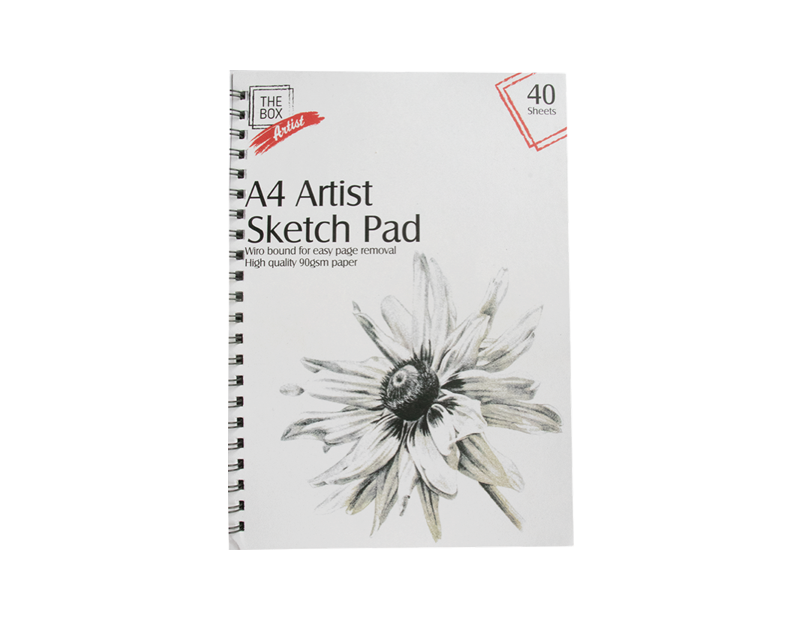 A4 Sketch Pad 40 Sheets