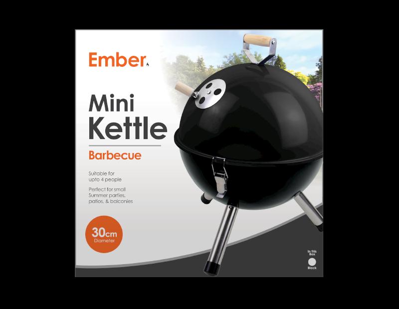 Mini Kettle BBQ