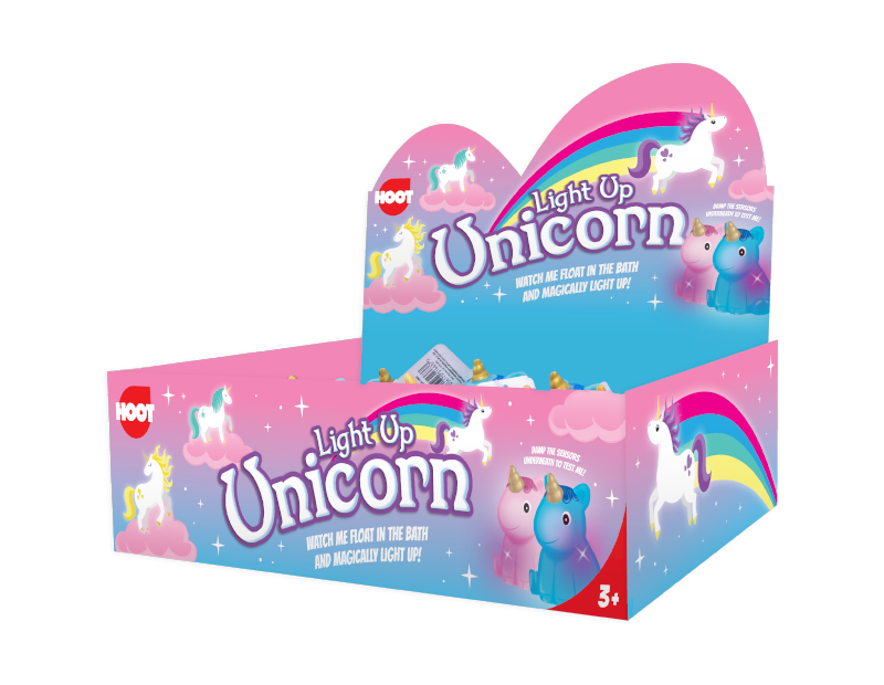 Light Up Unicorn With PDQ