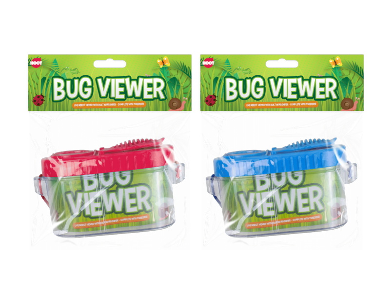 Bug Keeper & Viewer