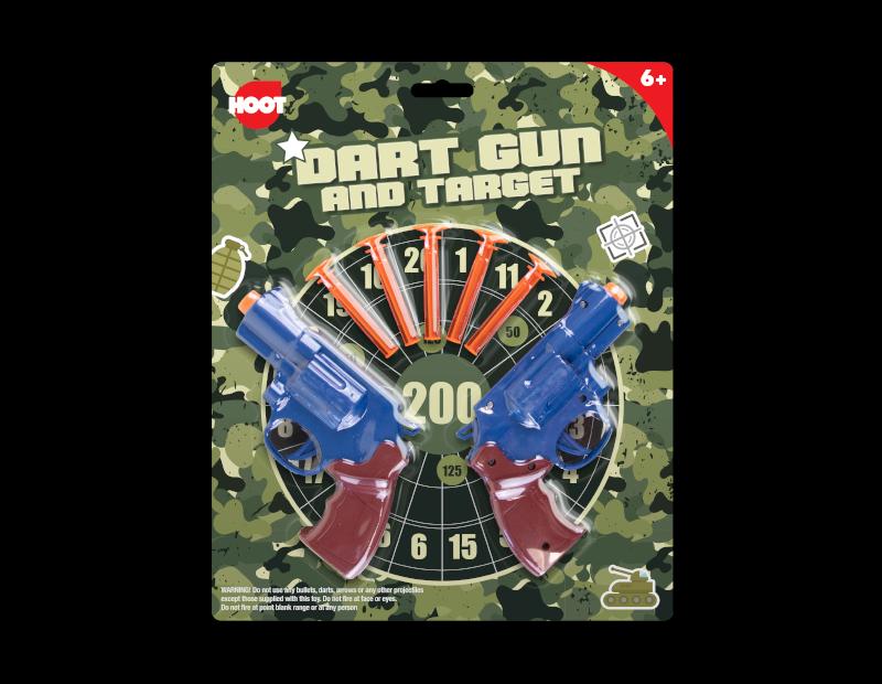 Dart Gun Playset