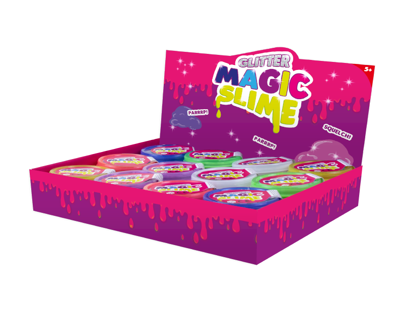 Glitter Slime With PDQ