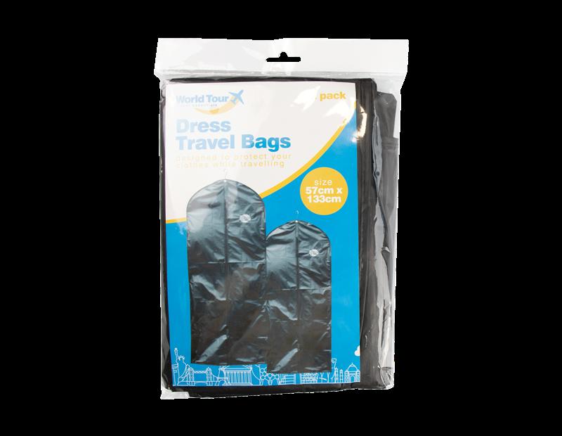 Travel Dress Bags - 2 Pack