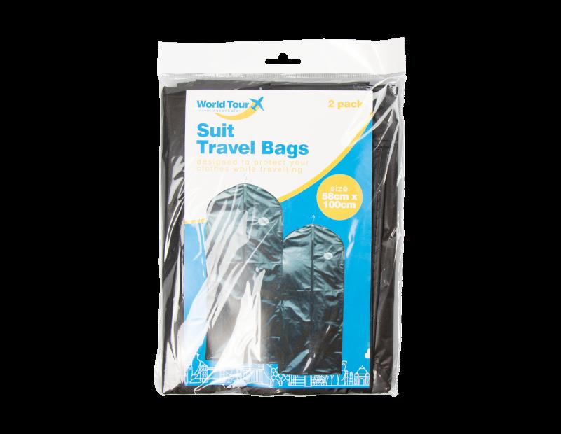 Travel Suit Bag - 2 Pack