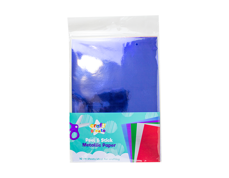 A4 Peel & Stick Paper - 10 Pack