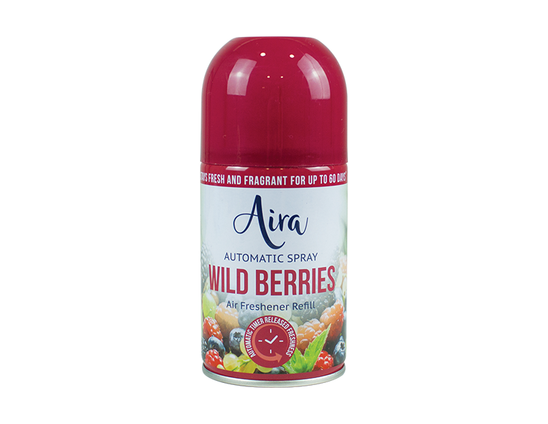 Wild Berries Air Freshener Refill 250ml