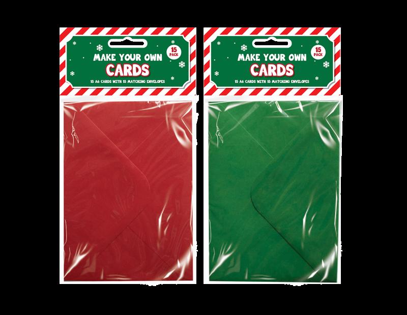 Christmas Cards Craft Set