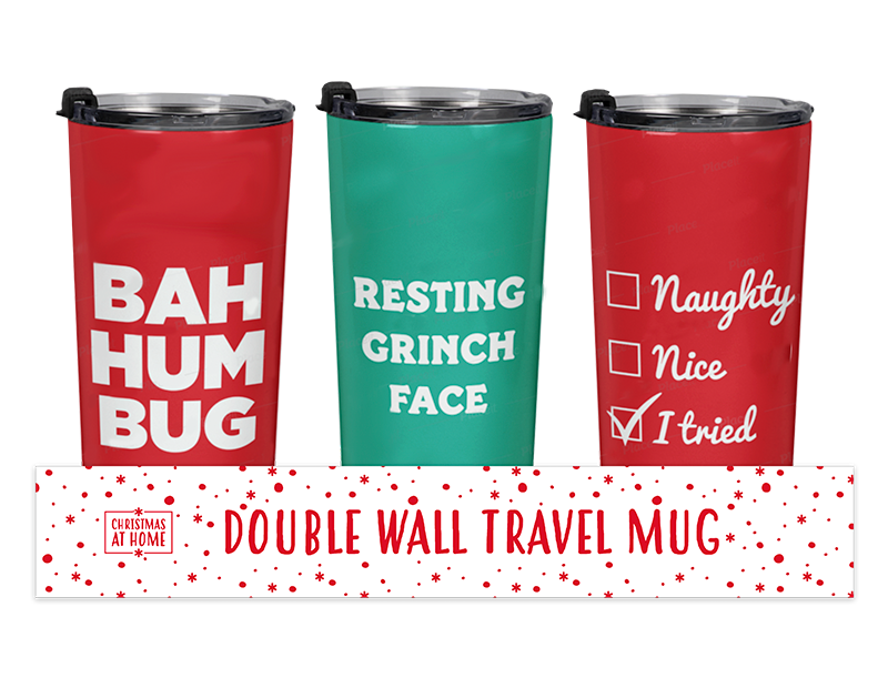 Xmas Travel Cup PDQ