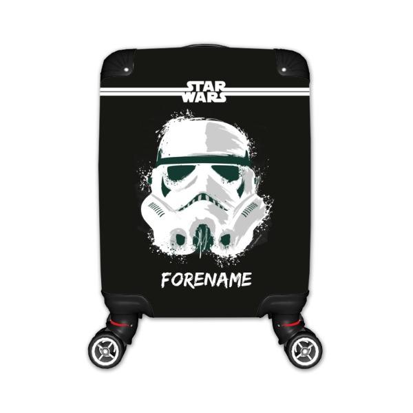 Star Wars Storm Trooper Paint Kid's Suitcase