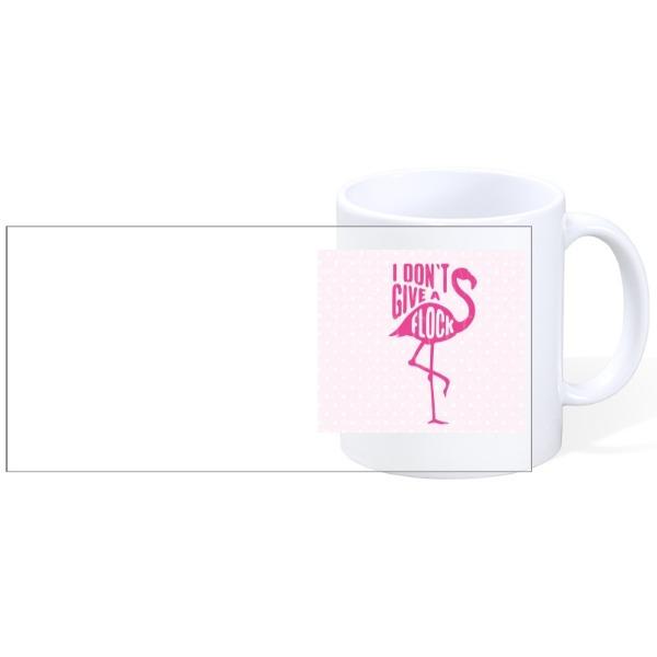 Give a Flock - flock - Mug Ceramic White 11oz