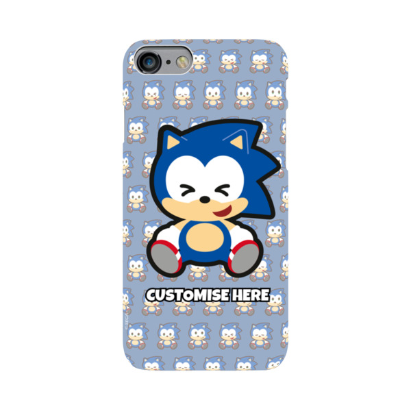 iPhone 7 Case - Sonic Emoji - Modern Sonic