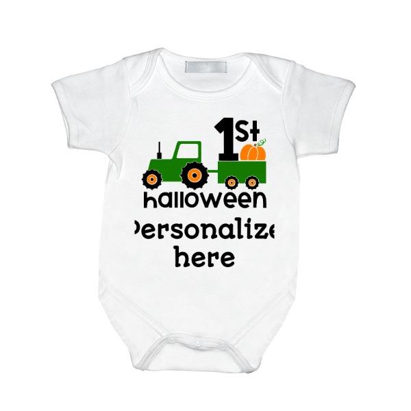 1st halloween - Baby One Piece