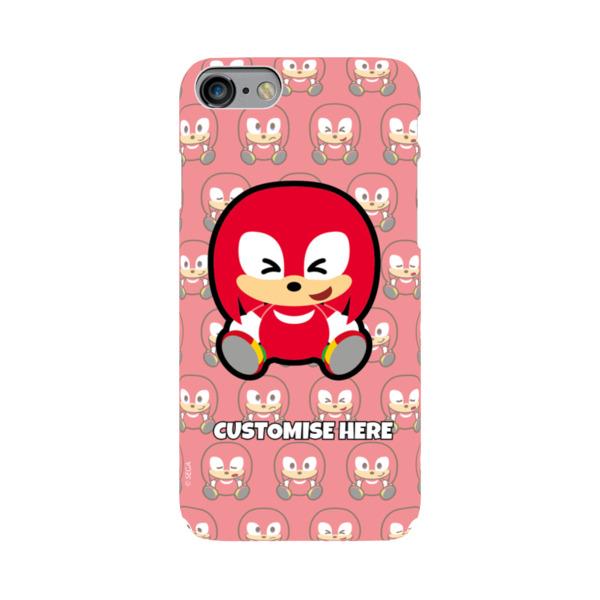 iPhone 7 Case - Knuckles Emoji - Modern Sonic