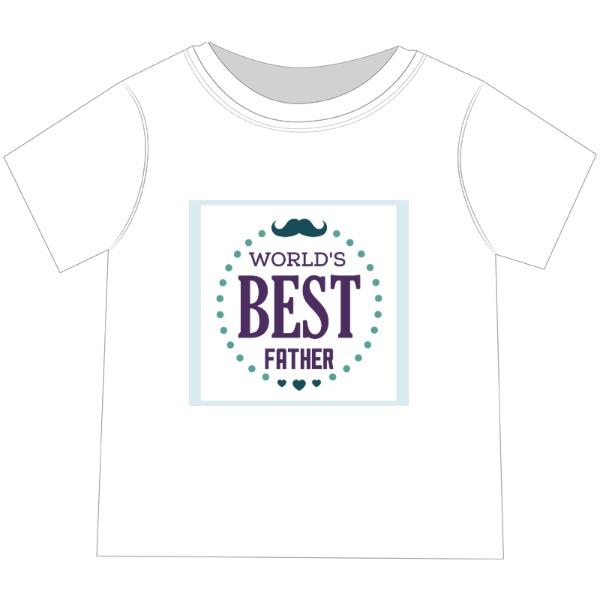 ESSAI - Toddler Basic Performance Short Sleeve