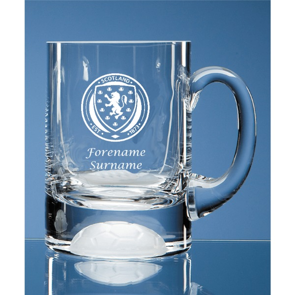 Scotland Ball Base Tankard