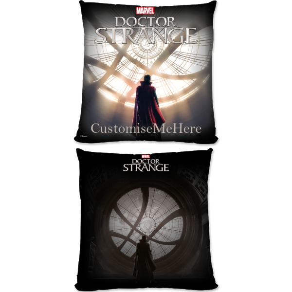 Marvel Doctor Strange 'Window' Large Fiber Cushion