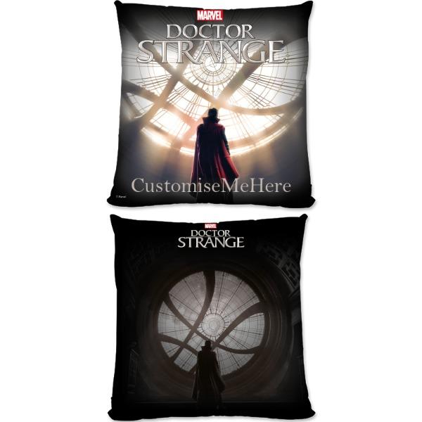 Marvel Doctor Strange 'Window' Large Fiber Cushion