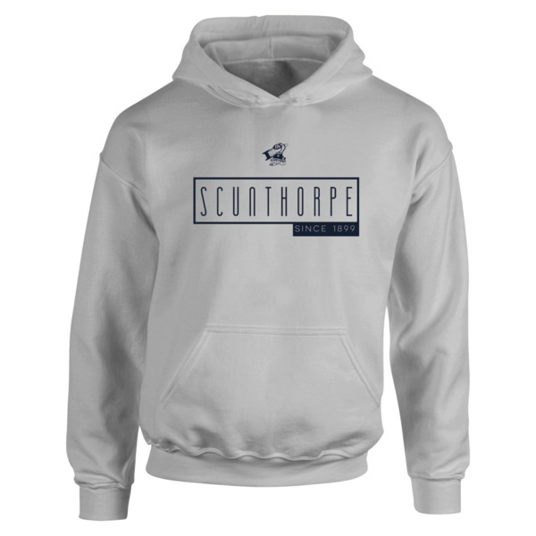 Scunthorpe United FC Art Deco Hoodie