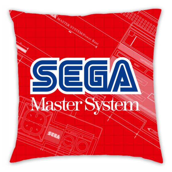 Microfibre Cushion - Master System - Retro Sega