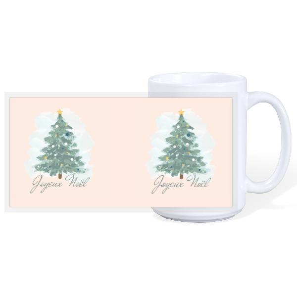 Joyeux Noel - 15oz Ceramic Mug